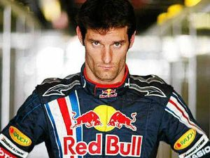 Fourth-place Webber frustrated