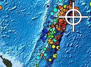 NZ tsunami warning cancelled
