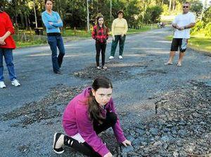 Residents describe horror 'tracks'