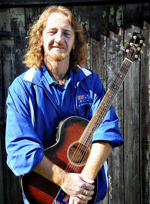 HOLLYWOOD BECKONS: Singer songwriter Scott Astill will compete in the prestigious World Championships of Performing Arts in Los Angeles.