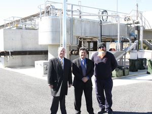 Torbay opens treatment plant