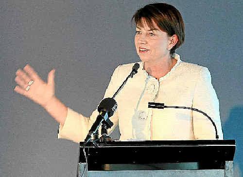 Queensland Premier Anna Bligh.