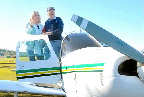 Coffs Harbour Aero Club has been a part of the local community for 89 years.