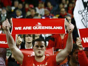 Queensland Reds' Super 15 victory