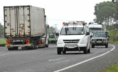 Congestion on the Bruce Hwy between Mackay and Sarina would be eased under a 20-year master plan for the Bruce Hwy, released by the State Government yesterday.