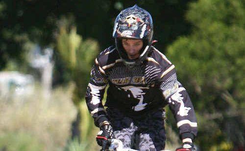 BMX rider Corey Frieswyk is off to the world titles in Copenhagen.