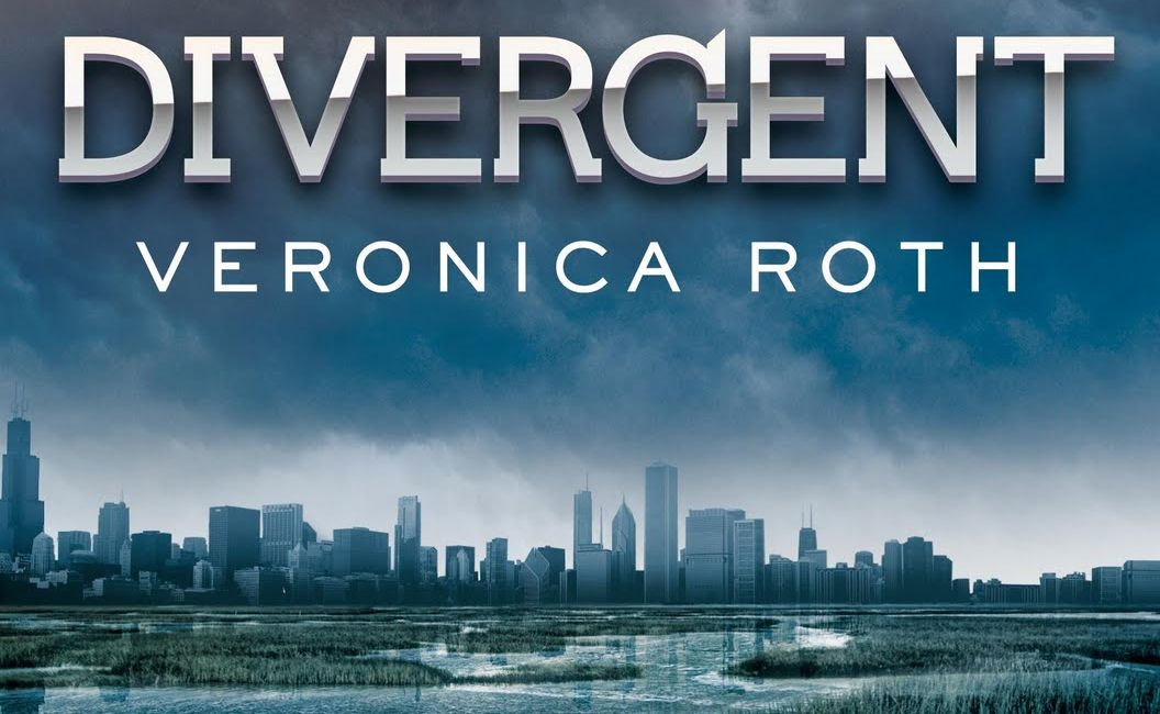 Divergent by Veronica Roth.
