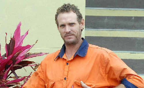 Guy Davidson was back in Mackay Magistrates Court yesterday.