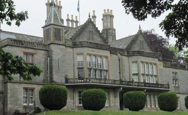 Lauriston Castle, Edinburgh, was home to colourful financier John Law, acknowledged as the first millionaire.