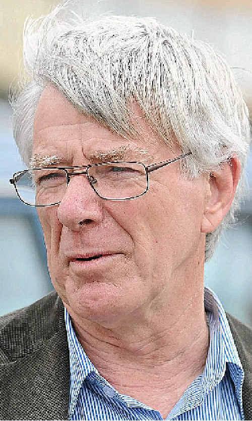 Greens candidate Dr Jim McDonald