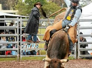 Rodeo community gets behind Bryce