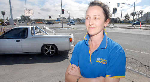 City Gates 24hr Roadhouse owner Maree Scott says roadworks at the busy City Gates intersection are necessary but is concerned about the impact they will have on traffic flow and her business.