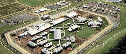 Southern Queensland Correctional Centre near Gatton.