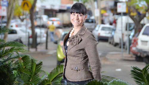Award-winning Gympie business woman Shannon McVey encourages business people to nominate themselves for the vacant Gympie Chamber of Commerce executive positions.