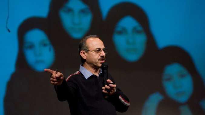 Dr Daniel Shayesteh.