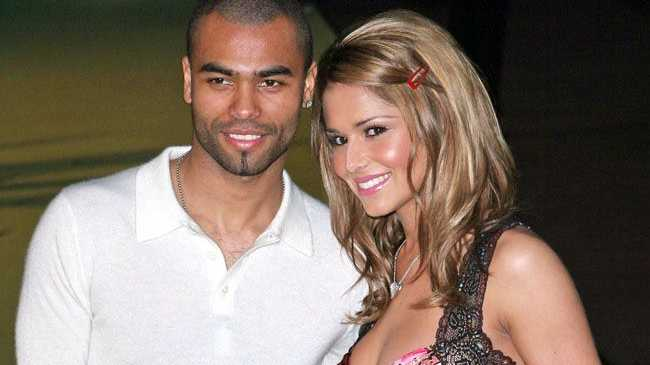 Cheryl Cole's ex-husband Ashley (pictured together) allegedly slept with an air stewardess while he was trying to win her back.