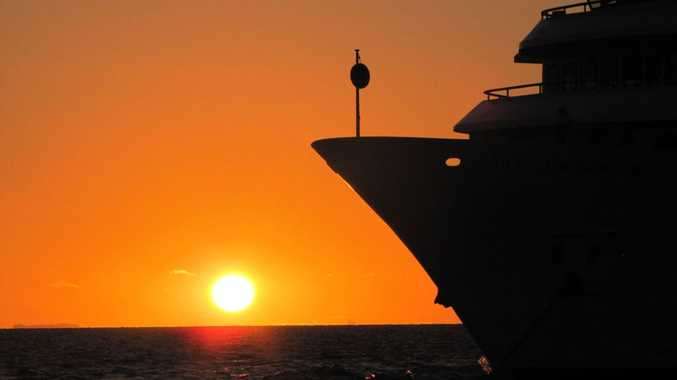 Cruising offers a combination of luxury and adventure.