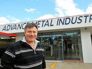 Local company conquers big job