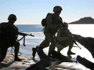 War games test US Marines