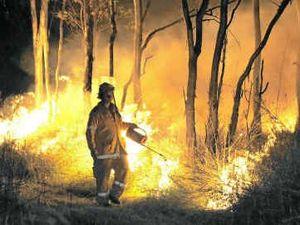 Horror bushfire season tipped