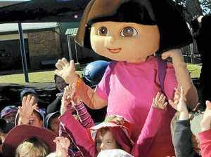 Dora drops into Bundy childcare