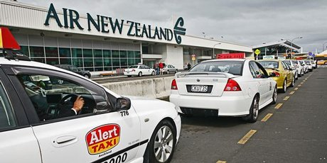 Auckland's taxi fare from the airport to the CBD is one of the most expensive in the world.