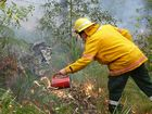 FIREWALL: The National Parks and Wildlife Service has commenced its fire hazard reduction program on the Coffs Coast.