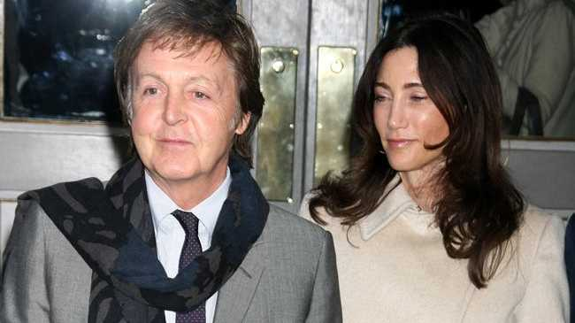 Sir Paul McCartney is to marry Nancy Shevell in London.