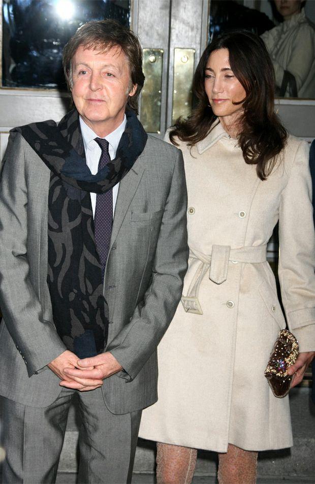 Sir Paul McCartney is to marry Nancy Shevell in London.