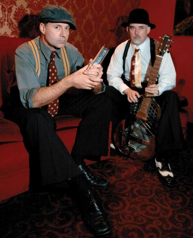 The Blues Preachers.