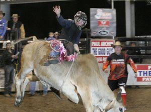 CRCA Great Western Bulls and Barrels Rodeo