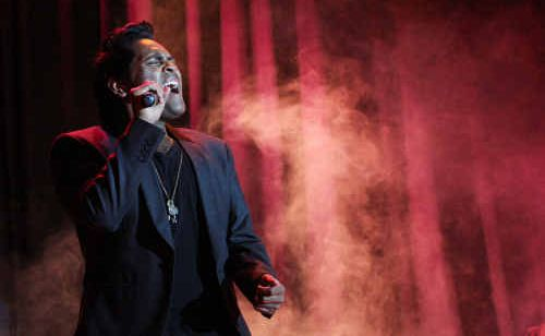 Mackay's Aden Billy is heading to Ireland for the Karaoke World Championships in September after winning the national final on the Gold Coast on Saturday.