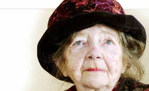 The great Australian artist Margaret Olley.