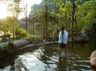 The Banjaran Spa Resort near Ipoh, Malaysia.