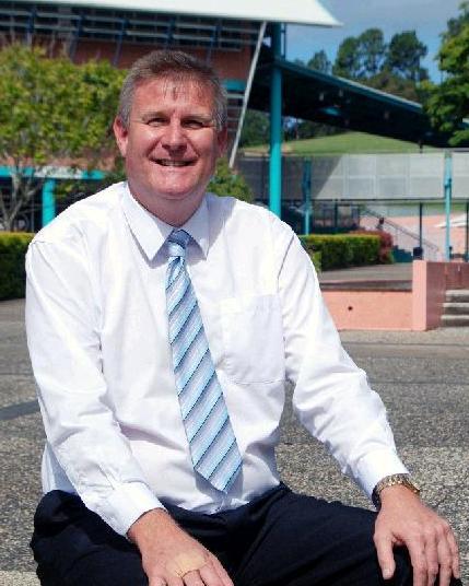 SCU's Head of Campus, Coffs Harbour, Professor David Lynch.