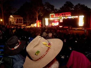 Muster clean-up delay as more wet weather looms