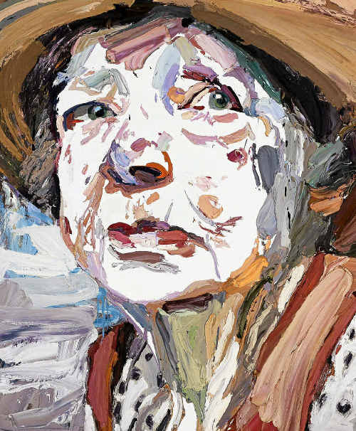 The late Australian art icon Margaret Olley inspired this year's Archibald Prize winner.
