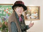 Art lovers flock to see plans for Olley home recreation