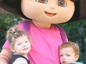 Dora to explore in Ipswich