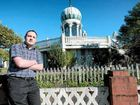 Woolgoolga businessman Zachary Hawke is unhappy about the Coffs Harbour City Council's decision to rezone the Raj Mahal site to allow construction of a supermarket. Trevor Veale