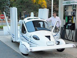 Flying car in US by the end of 2011