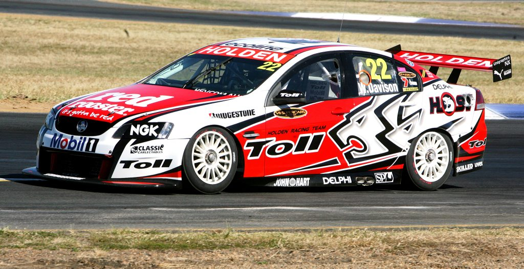 Action from last year's Ipswich 300 practice day at Queensland Raceway.