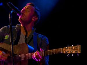COLDPLAY RETURNS: UK rockers ready to wow Queensland