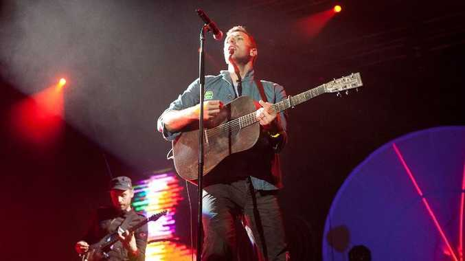 Coldplay wowed crowds with their performance that closed Splendour in the Grass, 2011.