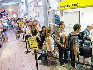 Travellers talk flight etiquette