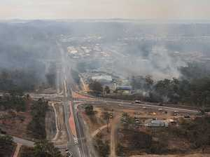 Bushfire brought under control