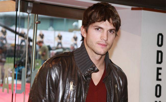 Ashton Kutcher.