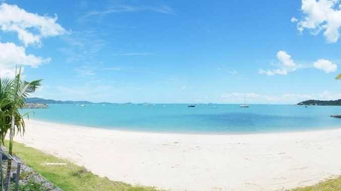 Airlie Beach's first full tidal beach, Boathaven Beach has been unveiled at the Port of Airlie.