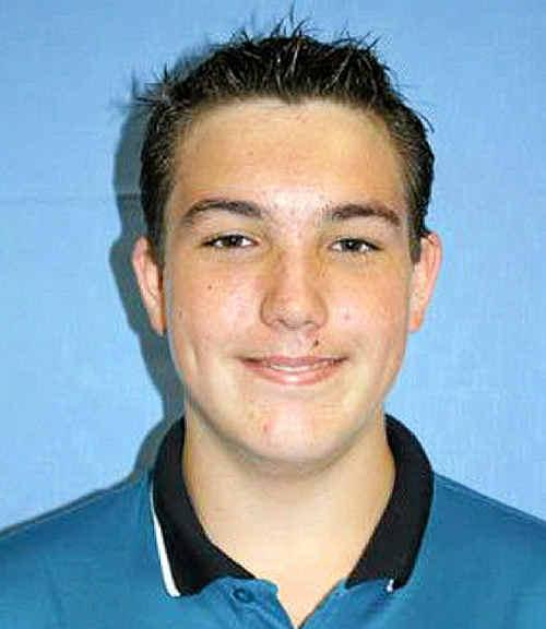 Caleb Woodland, 14, of Sarina.