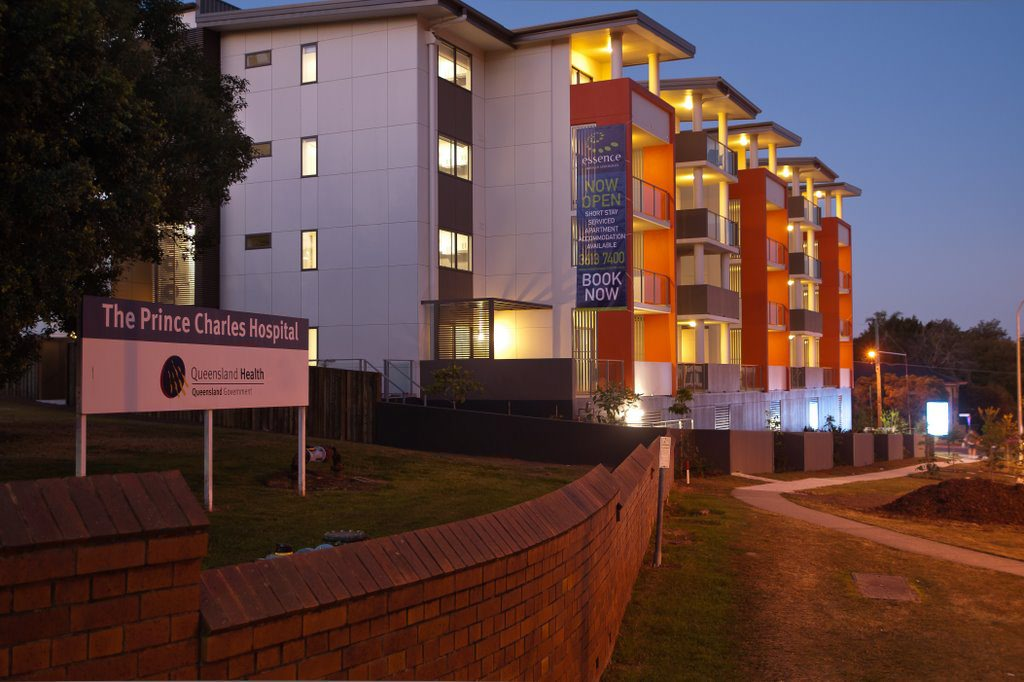 Essence Serviced Apartments in Chermside.